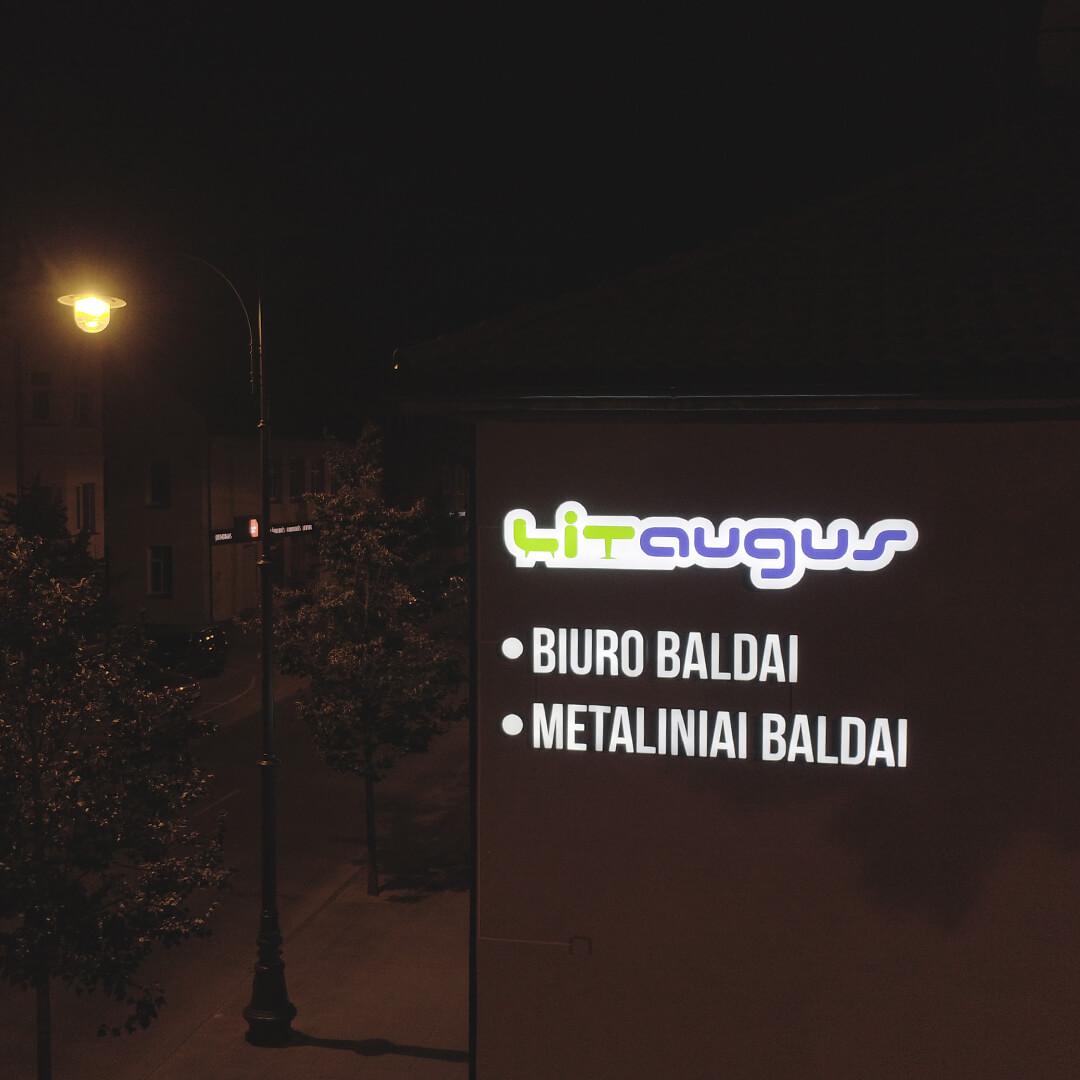 Tūrinės reklamos galerija