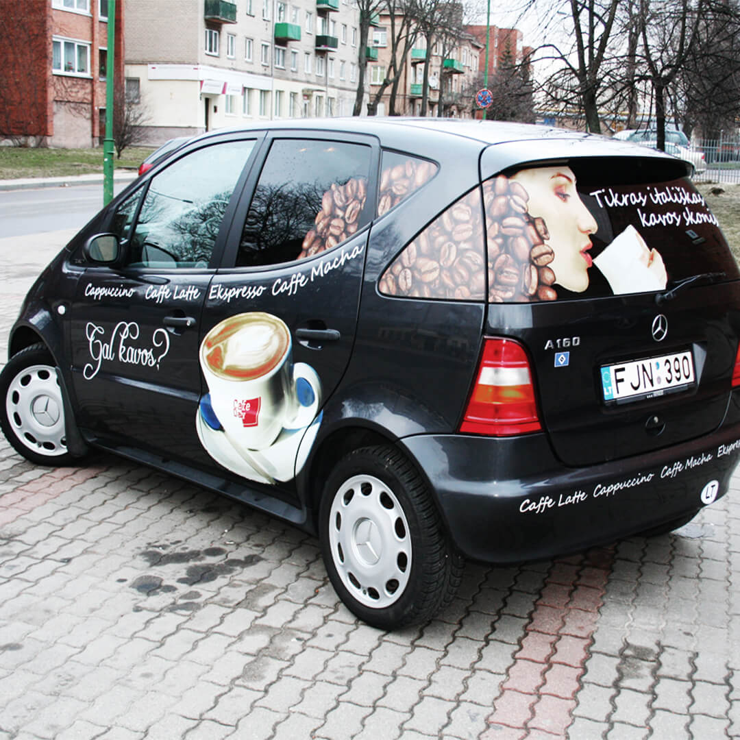 Auto galerija