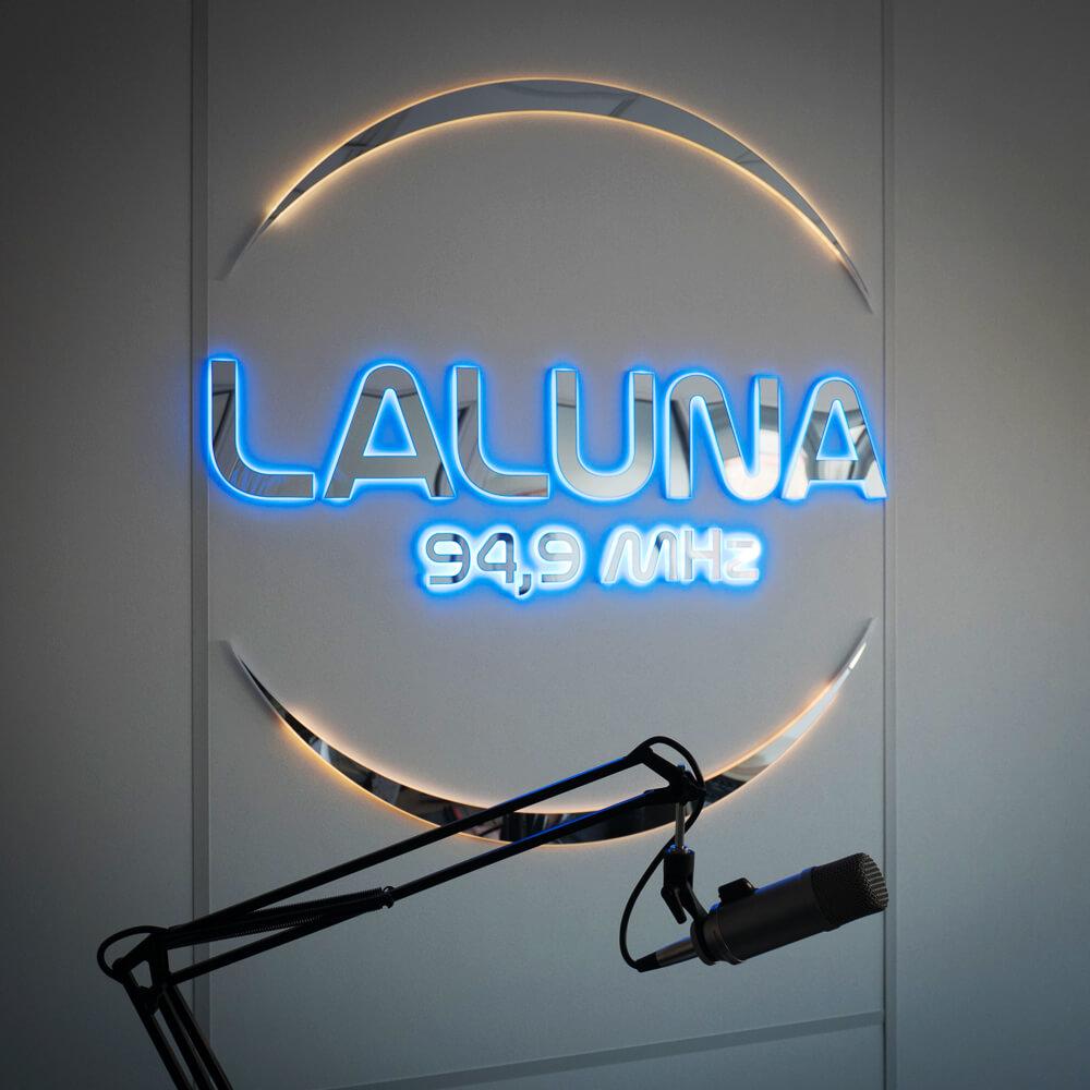 """Radijo stotis """"Lalūna"""""""