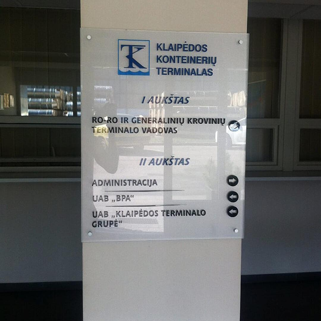 Informacinių nuorodų galerija