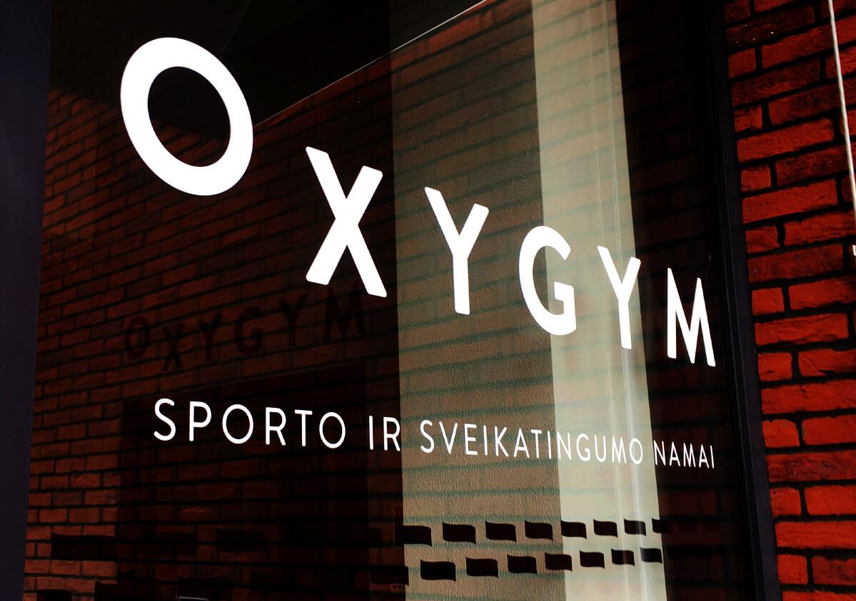 """""""Oxygym"""" sporto klubas"""