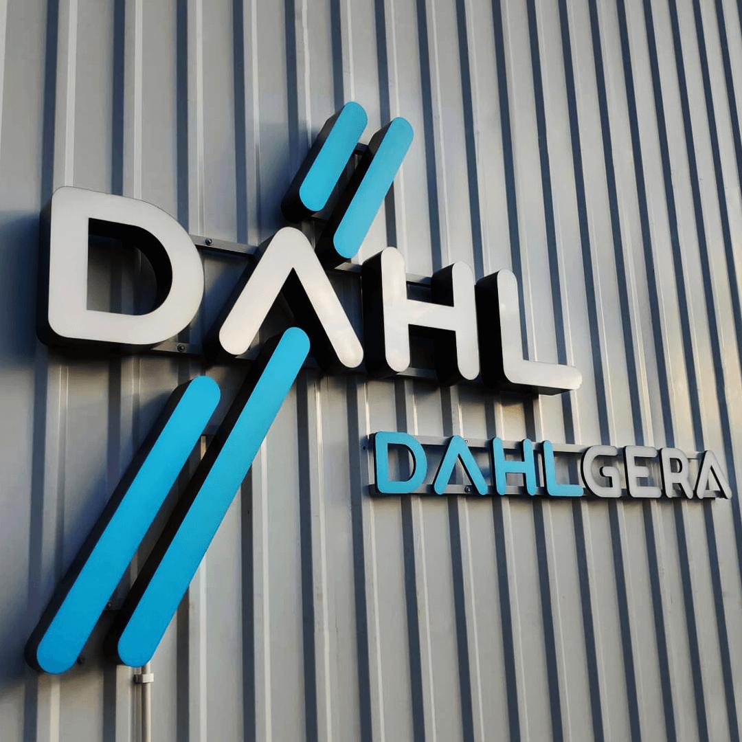 Dahlgera reklamos gamyba