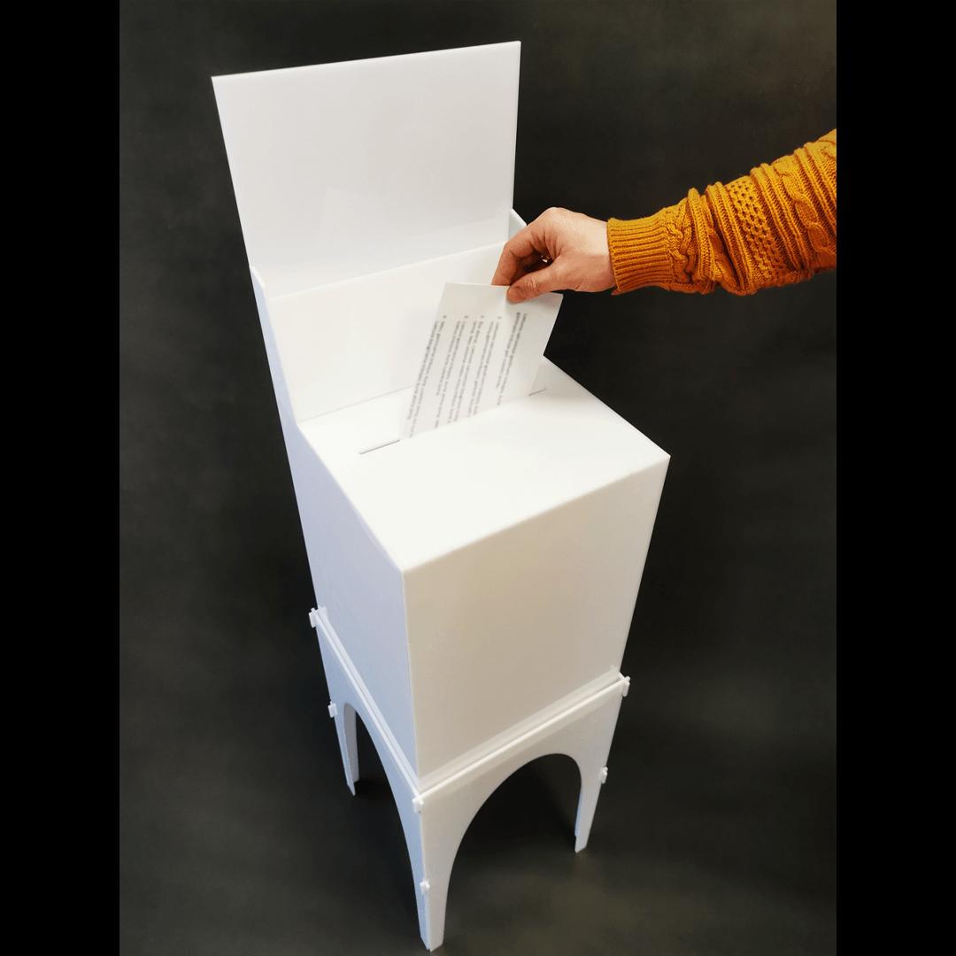Balsavimo dėžės