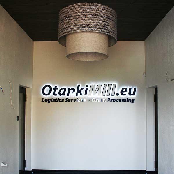 Otankimill_indor advertising