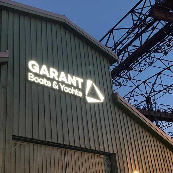 Garant Boats & Yachts 3D